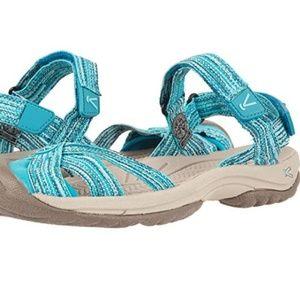 NWT Keen Bali Strap Sandals sz 9.5